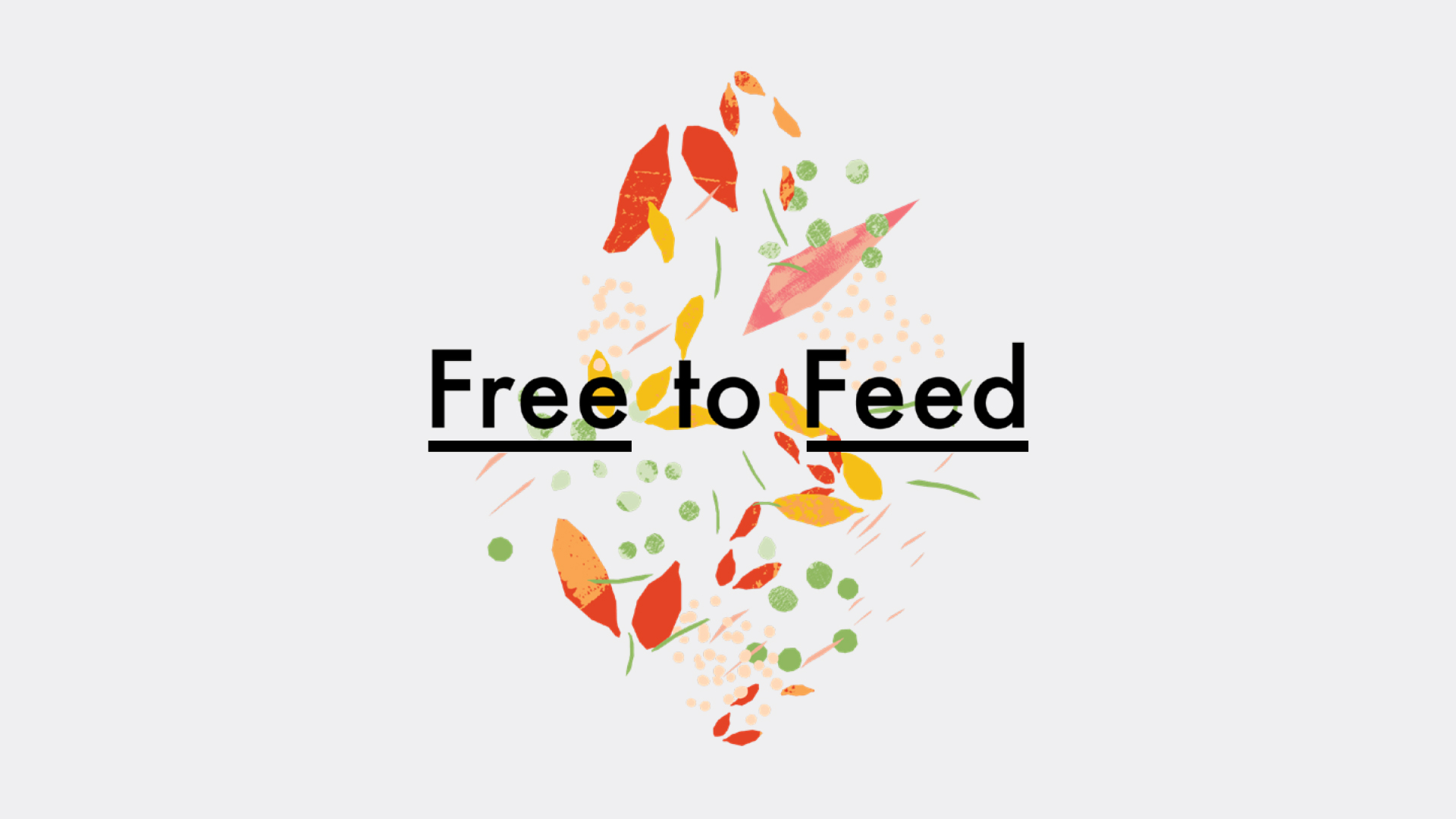 Free to Feed Website ↓